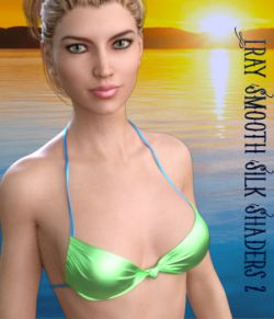 Iray Smooth Silk Shaders 2- Merchant Resource