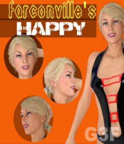 Genesis 3 Female HAPPY