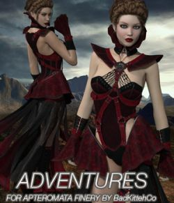ADVENTURES for Apteromata Finery