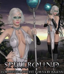 SPELLBOUND - Mystra Outfit