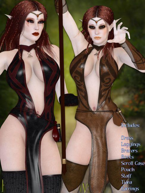 Mystra Outfit V4/A4/Elite