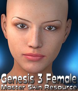 Master Skin Resource 10- Genesis 3 Female