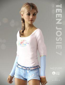 Teen Josie 7 Pro Bundle