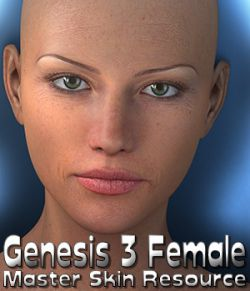 Master Skin Resource 11- Genesis 3 Female