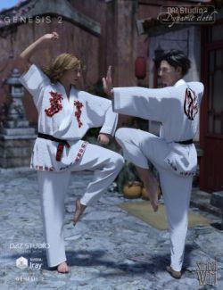 Dynamic Martial Arts Gi: Genesis 2
