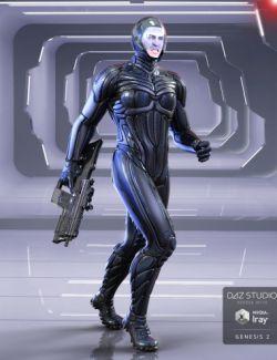 Titan Suit for Genesis 2 Male(s)