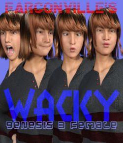 WACKY for Genesis 3 Female