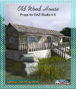 Old Wood House