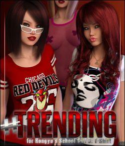 Trending for SG3: T-shirt