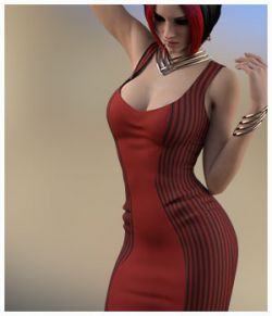 Sexy Flirt For 2 Tone Dress