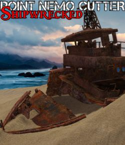 Point Nemo Cutter- Shipwrecked