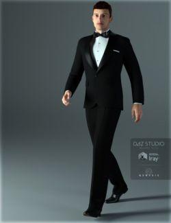 Tuxedo for Genesis 2 Male(s)