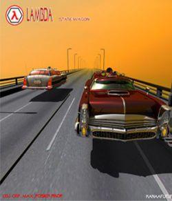Lmbda State Wagon