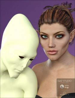 Wicked Fantasy Morphs for Genesis 3 Female(s)