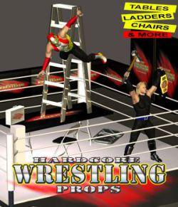 Hardcore Wrestling Props