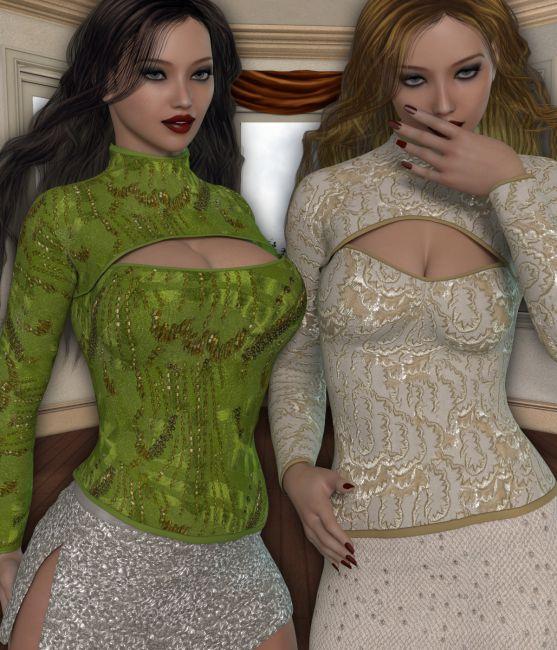 InStyle - Unforgettable Genesis 2 Females