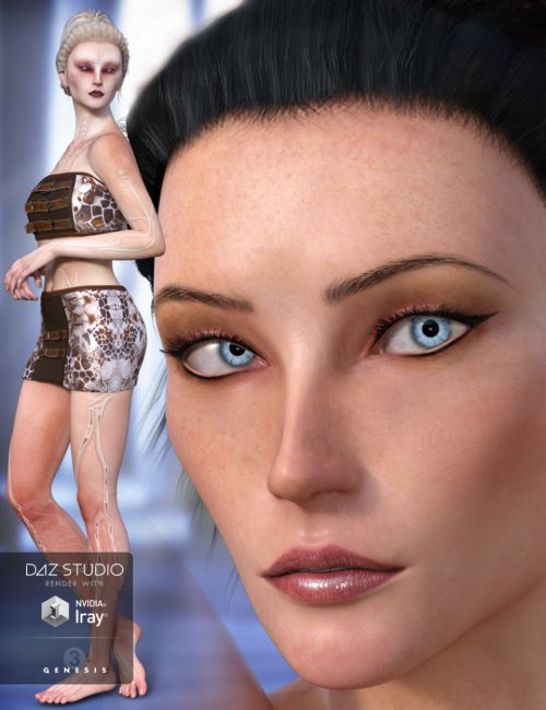Lady Rune for Genesis 3 Female(s)