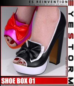 ES - REINVENTION - for ES ShoeBox 01 - CLASSIC