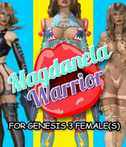 Magdanela Warrior for G3 female(s)