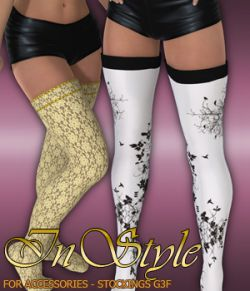 InStyle - Accessories - Stockings G3F
