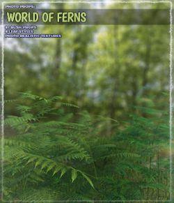 Photo Plants: World of Ferns