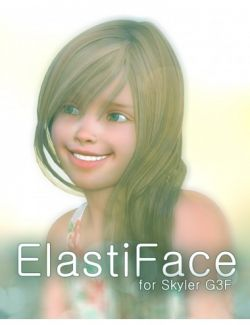 ElastiFace Expressions for Skyler Genesis 3