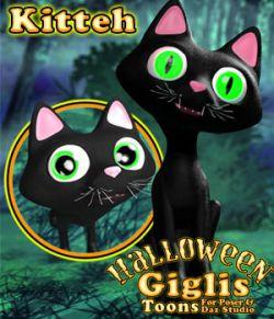 Gigli Halloween - Kitteh