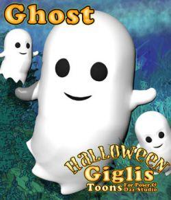 Gigli Halloween - Ghost