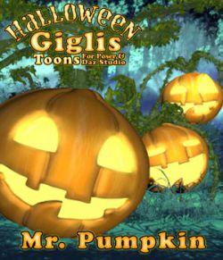 Gigli Halloween - Pumpkin
