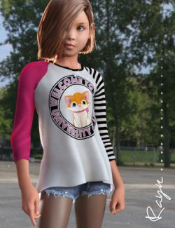 Rayn Clothing for Genesis 3 Female(s)