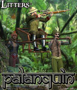 Litters: Palanquin