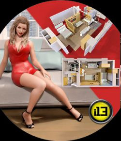 i13 Modern Times Apartment and Poses