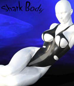 Shark body for genesis 2 by CDw