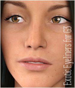 Exotic Eyeliners - G3/V7