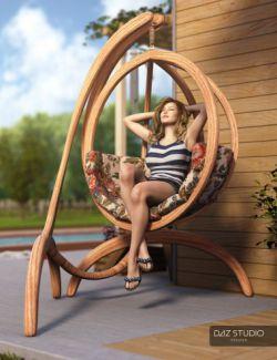 RW Hanging Pod Chair