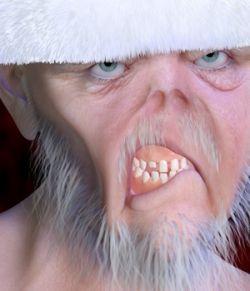 Living Dead Santa