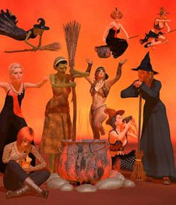 Witchi Vicci Drama