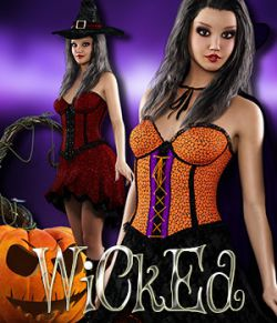 Wicked for Witchen Too Genesis 3 Female