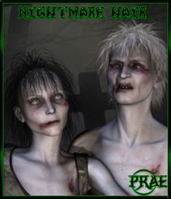 Prae-Nightmare Hair
