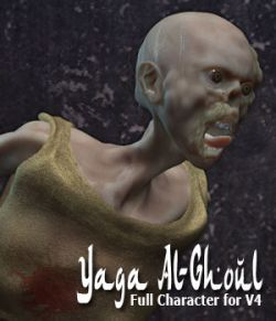 Yaga Al-Ghoul for Victoria 4
