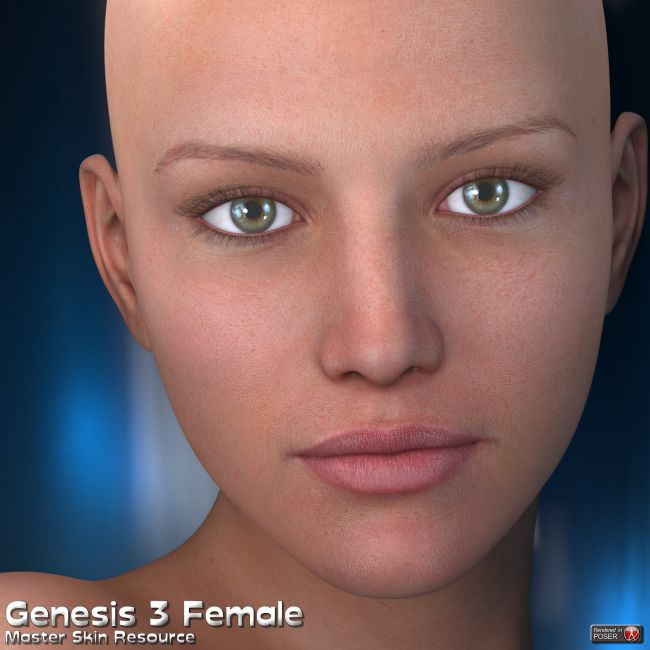 Master Skin Resource 12 - Genesis 3 Female