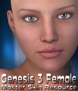 Master Skin Resource 12- Genesis 3 Female