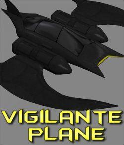 Vigilante Plane
