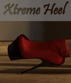 Xtreme heel for G2F