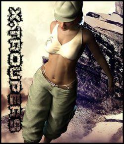 X_Troopers for Genesis 3 Female(s)
