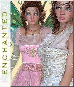 AM:Enchanted- 8 Sets for Princess Dress