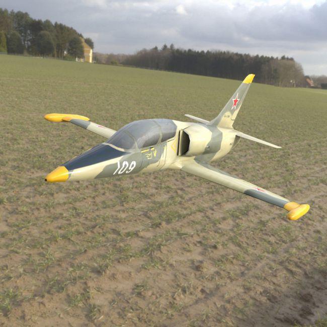 Aerovodochody L39 Albatros (for Poser)