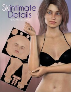 FWSA Skintimate Details Merchant Resource for Genesis 3 Female(s)
