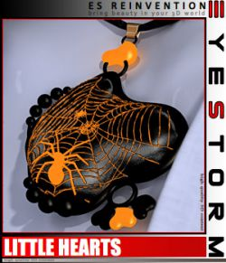 ES - REINVENTION - for ES Little Hearts - HALLOWEEN