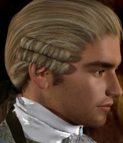 Francois-Philippe Hair for M4